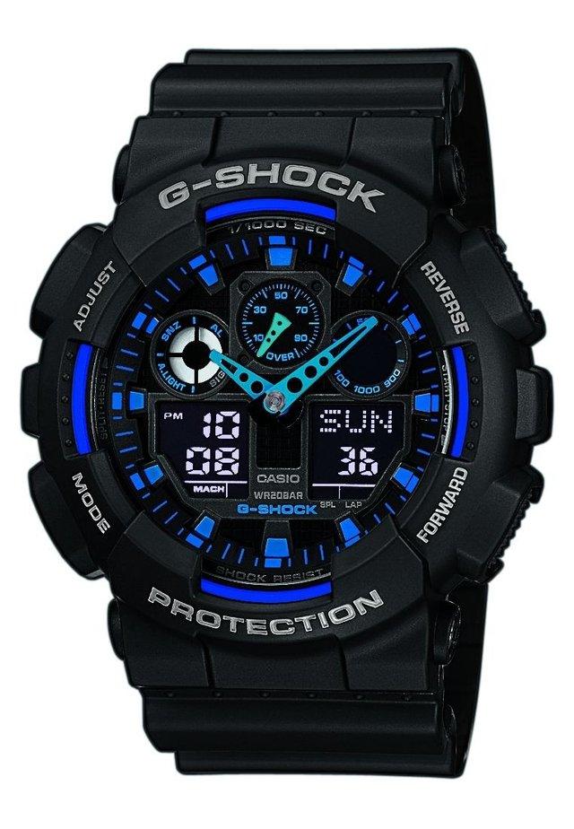 G-SHOCK - Chronograph - zwart
