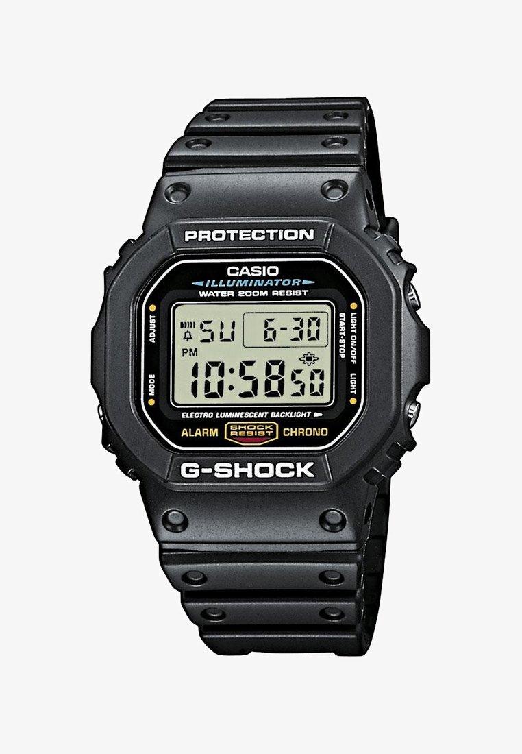 G-SHOCK - TIMECATCHER - Digital watch - zwart
