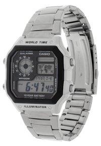 Casio - Digital watch - silver - 0