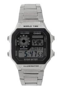 Casio - Digital watch - silver - 2