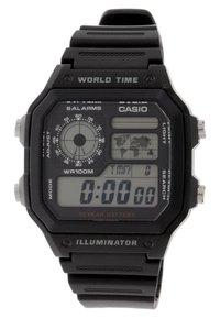 Casio - AE-1200WH-1AVEF - Digital watch - black - 2