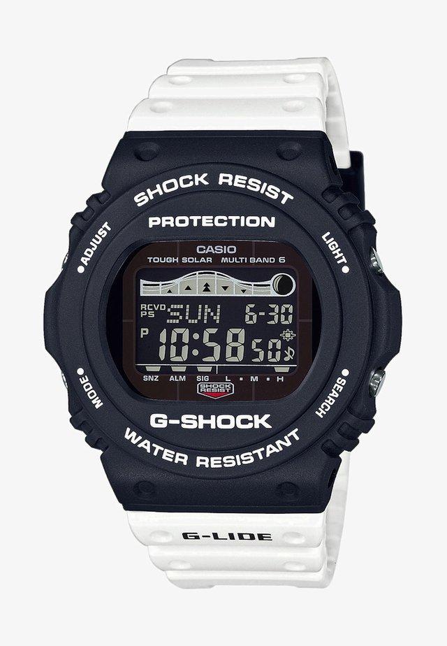 Digital watch - white