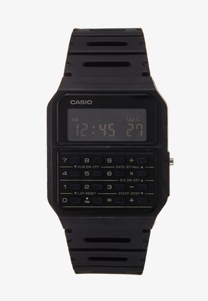 CA-53WF DIGITAL VINTAGE - Digitaalikello - black