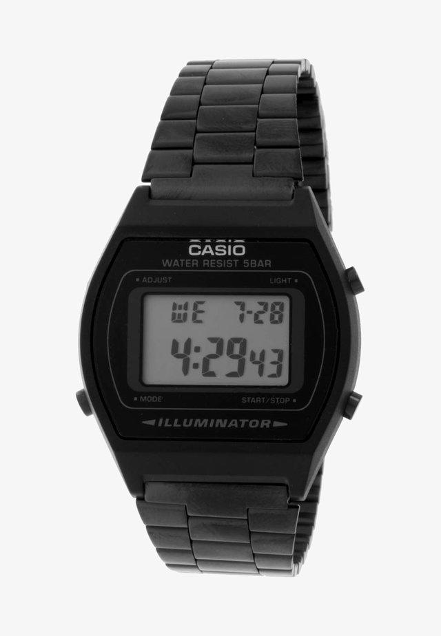 B640WB-1AEF - Digital watch - black