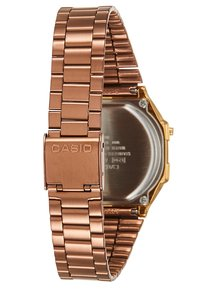 Casio - COLLECTION RETRO - Montre à affichage digital - rosegold-coloured - 3