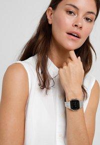 Casio - RETRO  - Digital watch - silver-coloured - 1