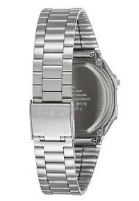 Casio - RETRO  - Digital watch - silver-coloured - 3