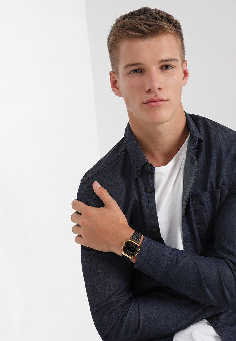 Casio - Digitální hodinky - schwarz