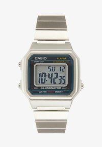 Casio - Montre à affichage digital - silver-coloured/black - 2