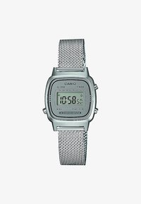 Casio - Montre à affichage digital - silver - 0