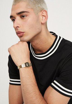 Digitální hodinky - gold-coloured/black