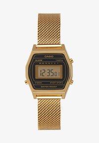 Casio - Montre à affichage digital - goldfarben/schwarz - 2