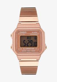 Casio - Montre à affichage digital - rose gold-coloured - 2