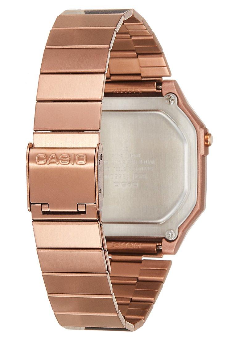Casio Digitalklokke - rose gold-coloured