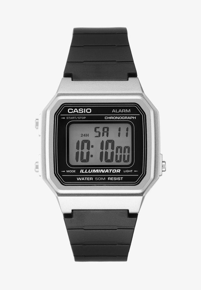 Orologio digitale - silver-coloured