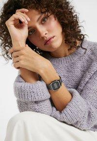 Casio - Digital watch - gunmetal - 1