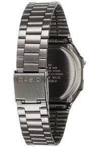 Casio - Digital watch - gunmetal - 3