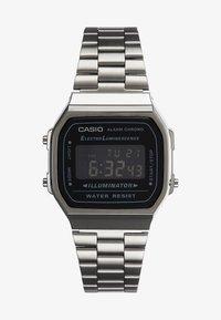 Casio - Digital watch - gunmetal - 2