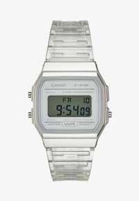 Casio - SKELETON - Digital watch - clear - 0