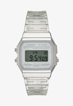 SKELETON - Digital watch - clear