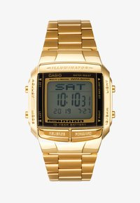Casio - Digital watch - gold-coloured - 2