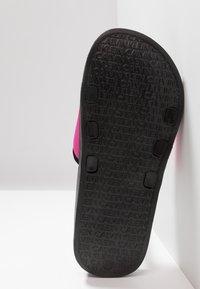 Calvin Klein Swimwear - SLIDE - Sandaler - beetroot purple - 6
