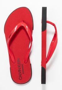 Calvin Klein Swimwear - Boty do bazénu - lychee - 3