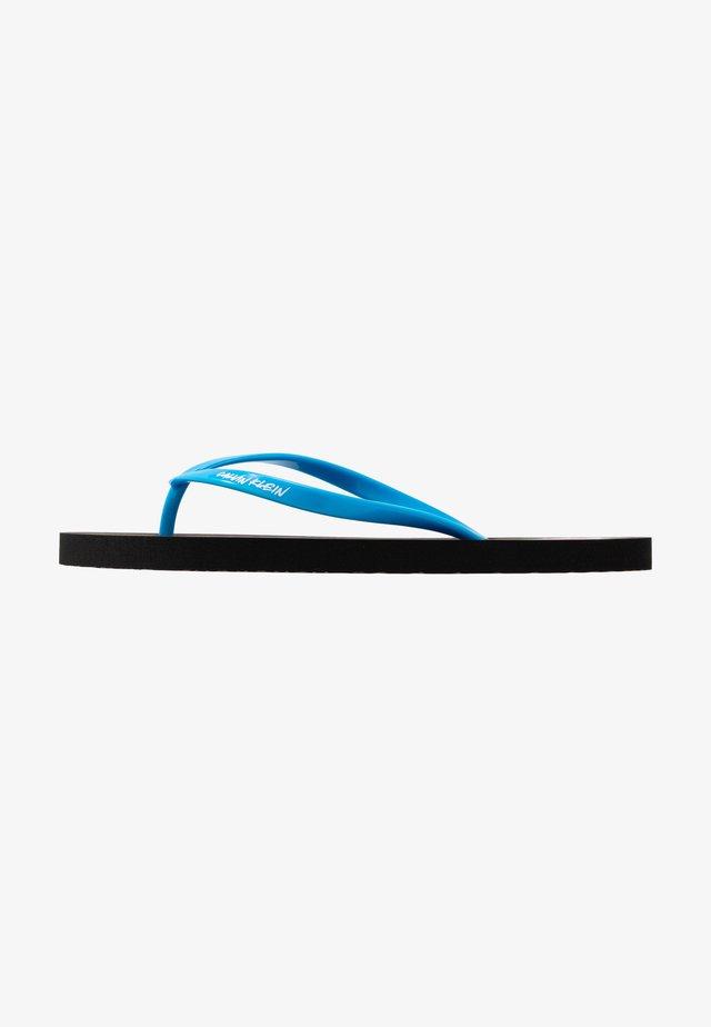 Boty do bazénu - black