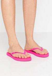 Calvin Klein Swimwear - Tongs - pink glow - 0