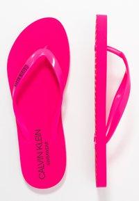 Calvin Klein Swimwear - Tongs - pink glow - 3