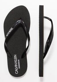Calvin Klein Swimwear - Badesko - black - 1