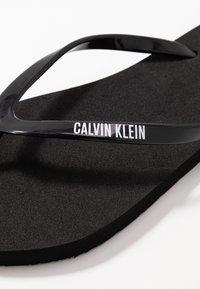 Calvin Klein Swimwear - Badesko - black - 5