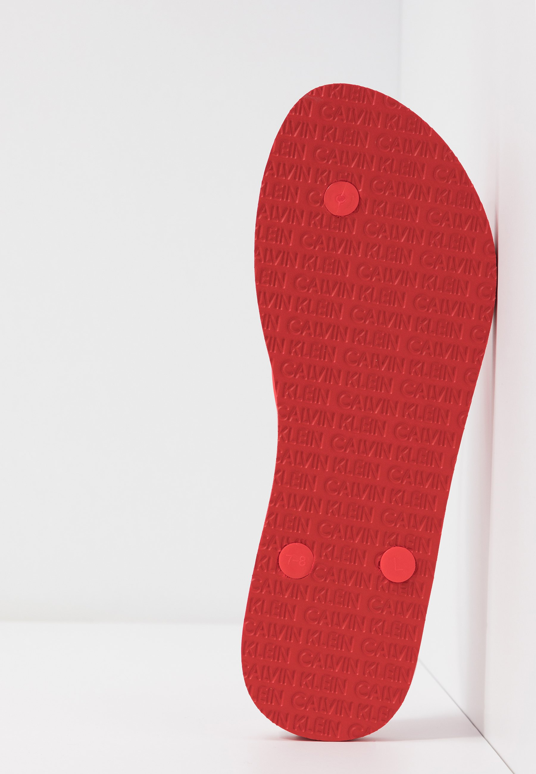 Calvin Klein Swimwear Klipklappere/ klip klapper - high risk