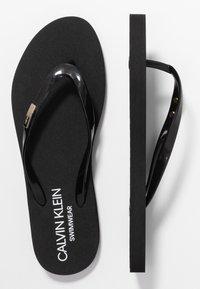 Calvin Klein Swimwear - Badesko - black - 3