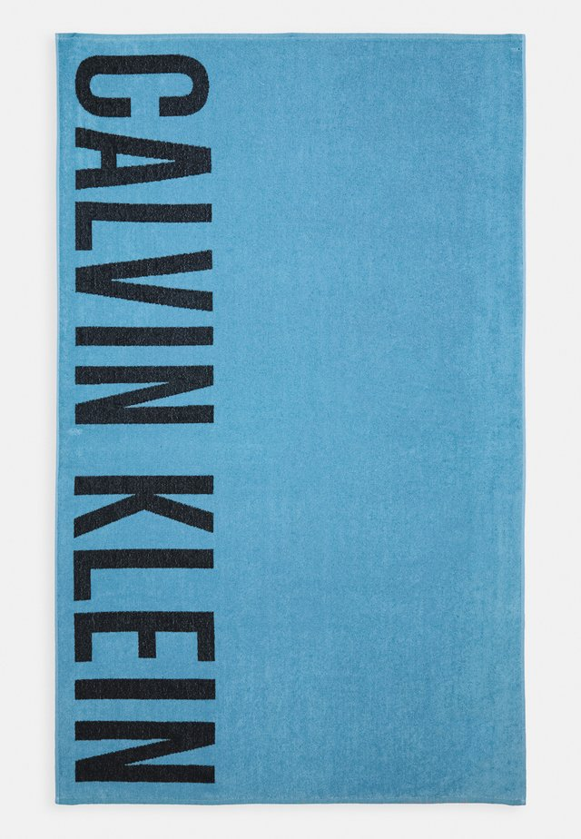 TOWEL - Strandtuch - light blue