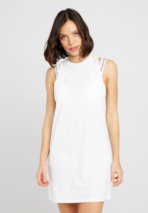 LOGO TANK DRESS - Accessoire de plage - white