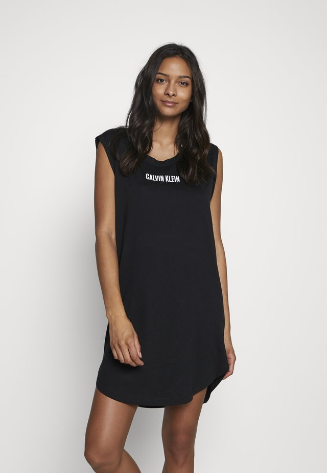 INTENSE POWER DRESS - Doplňky na pláž - black