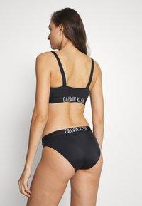 Calvin Klein Swimwear - INTENSE POWER CLASSIC - Bikini bottoms - black - 2