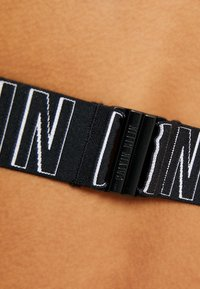 Calvin Klein Swimwear - INTENSE POWER FIXED TRIANGLE RP - Bikini top - black - 3