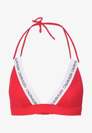 LOGO FIXED - Top de bikini - high risk