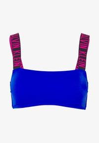 Calvin Klein Swimwear - INTENSE POWER BANDEAU - Horní díl bikin - surf the web - 4