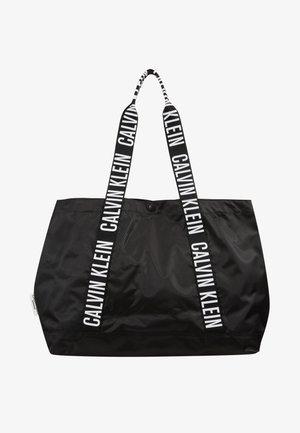 INTENSE POWER BEACH TOTE - Handbag - black