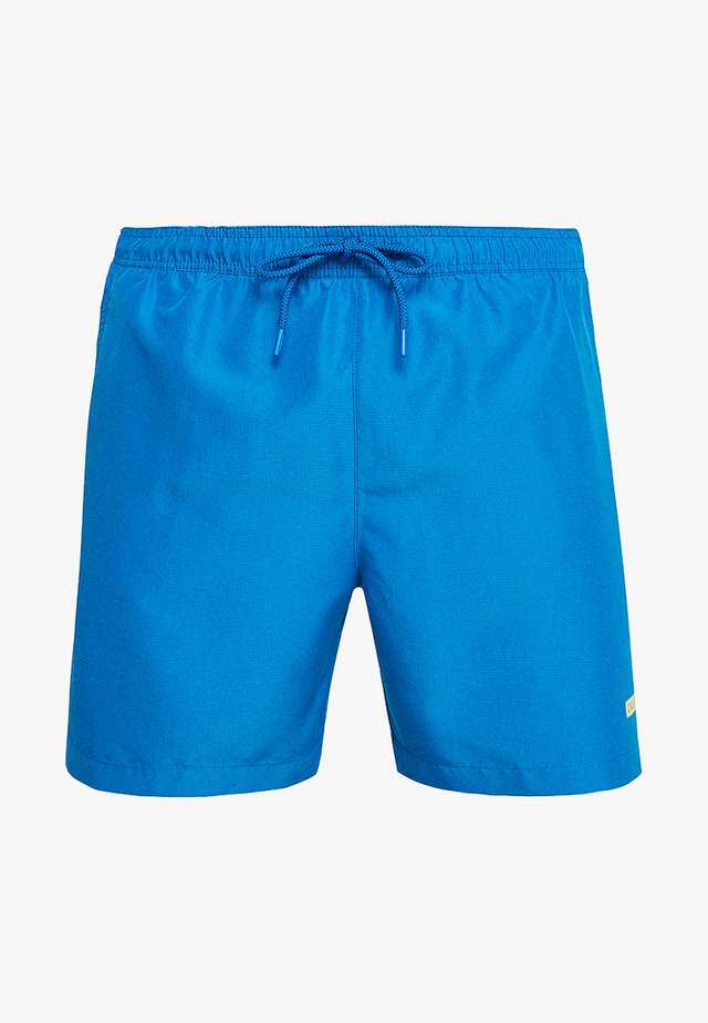 MEDIUM DOUBLE WAISTBAND - Badeshorts - imperial blue