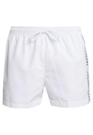 DRAWSTRING - Bañador - white
