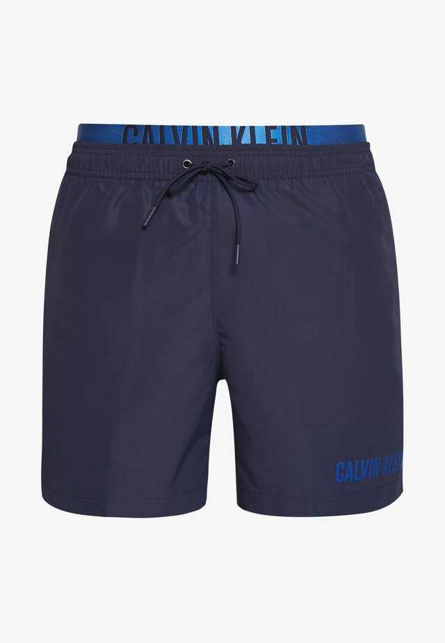 MEDIUM DOUBLE - Badeshorts - blue