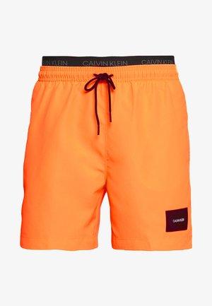 MEDIUM DOUBLE - Plavky - orange