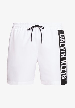 MEDIUM DRAWSTRING - Bañador - white