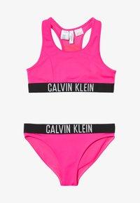 Calvin Klein Swimwear - BRALETTE INTENSE POWER SET - Bikiny - pink - 2