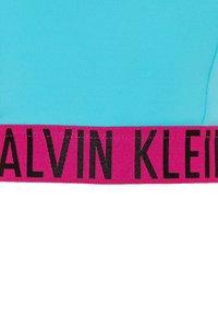 Calvin Klein Swimwear - BRALETTE INTENSE POWER SET - Bikiny - blue - 2