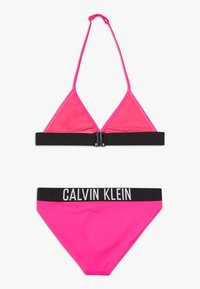 Calvin Klein Swimwear - TRIANGLE INTENSE POWER SET - Bikini - pink - 1